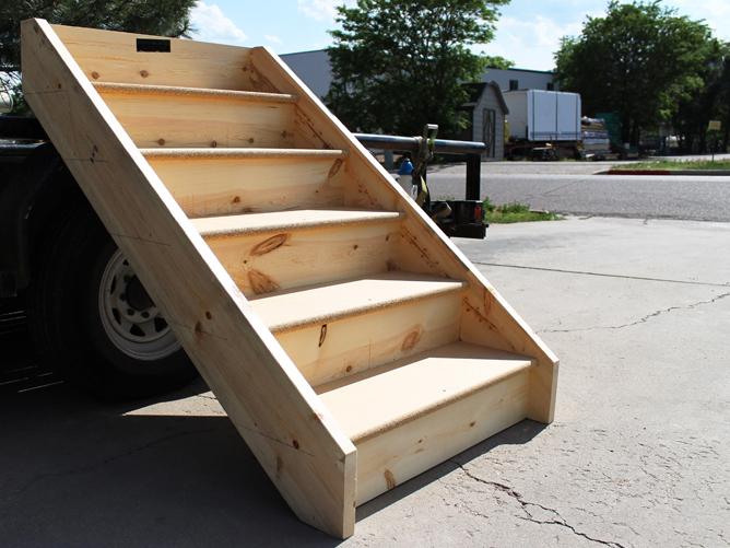 Beau Custom Stairs, Wood Stairs, Wood Stair Stringers, Stair ...